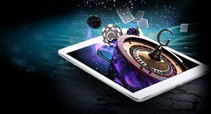 Tablet Playtech casino